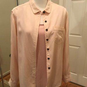JACHS Girlfriend Button Down Shirt